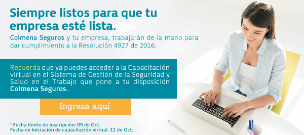 Colmena Seguros - curso de 50 horas